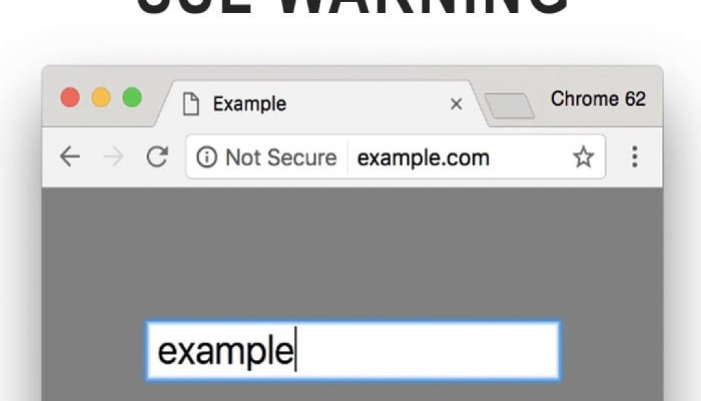 "Google Chrome to Mark All HTTP Sites ""Not Secure"" Starting July 2018"